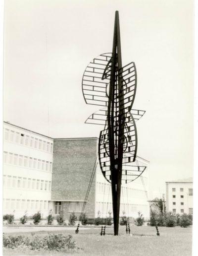 Stabile, 1964, Lycée Jean Guéhenno (Le Pargo, Vannes)