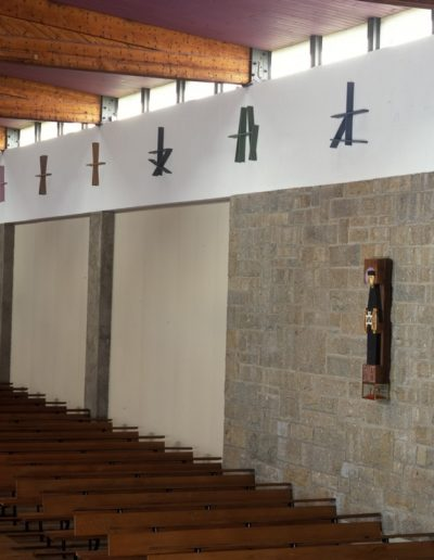 Stations of the Cross, Church of Saint Yves