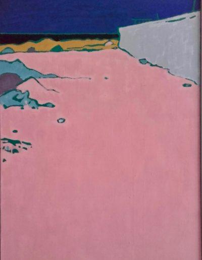 Acrylic on canvas, 1972
