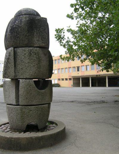 Collège les Hauts De Chalais - 1971
