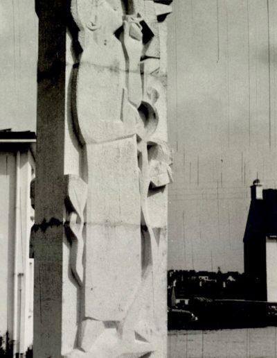 Kerentrech près de Lanester 1960