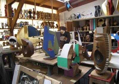 Atelier Rue Georges Sand à Rennes