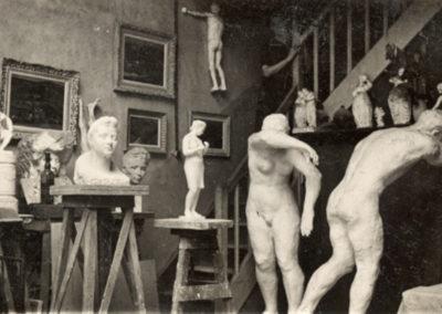 Atelier à Paris