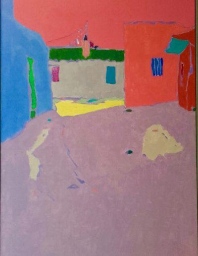 Espagne - Acrylique sur toile - 1975