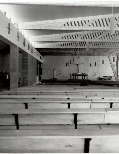 Eglise St Yves Nef Principale
