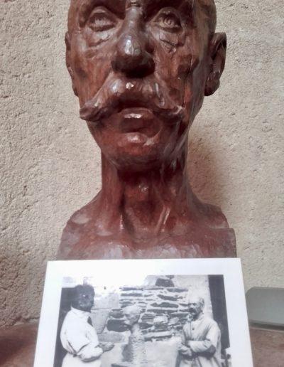 Buste de Joseph Pellerin - 1933