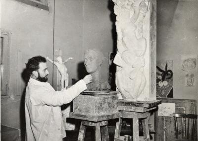 Atelier à la Villa Medicis