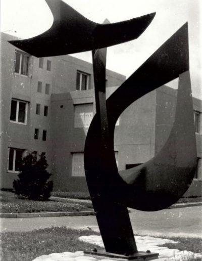 Réalisation CES Surcouf 1974